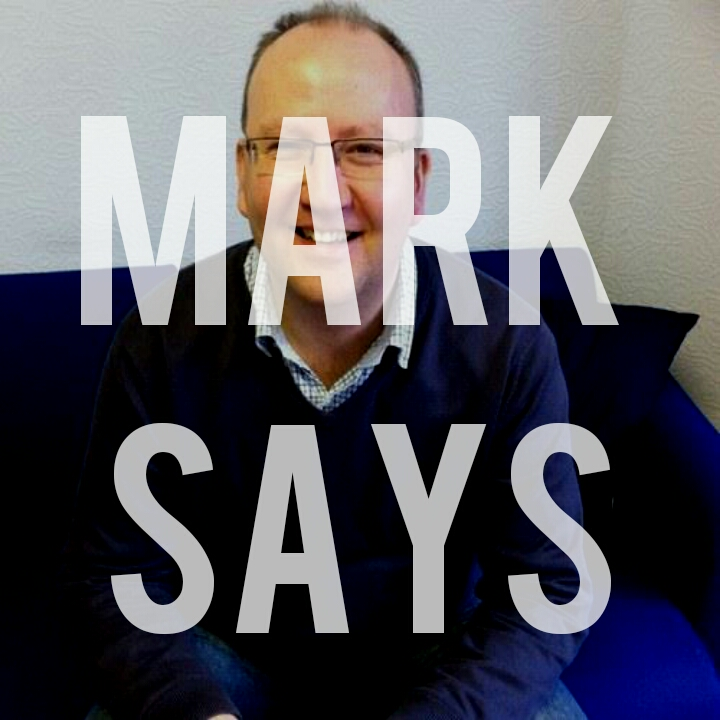 A letter from Mark