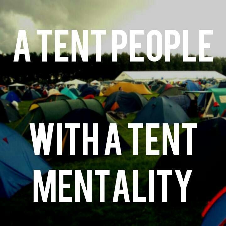 A Tent People – Kairos MSC News.