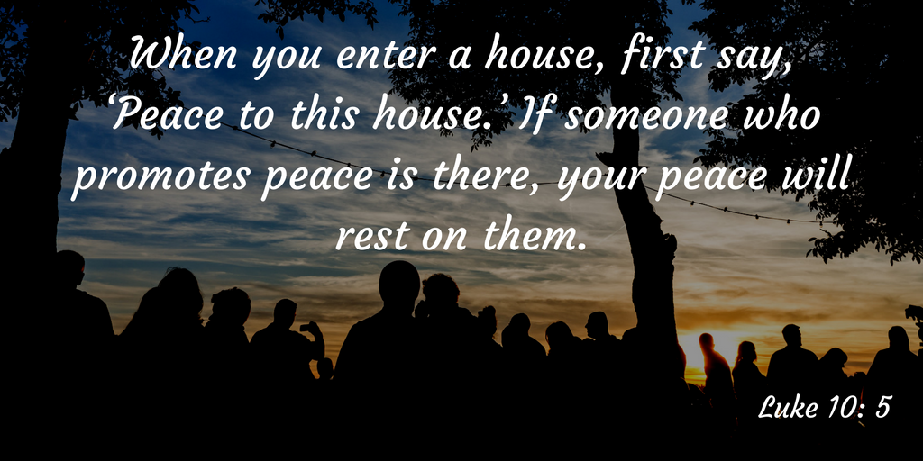 Peace to This House – By Chris Watson