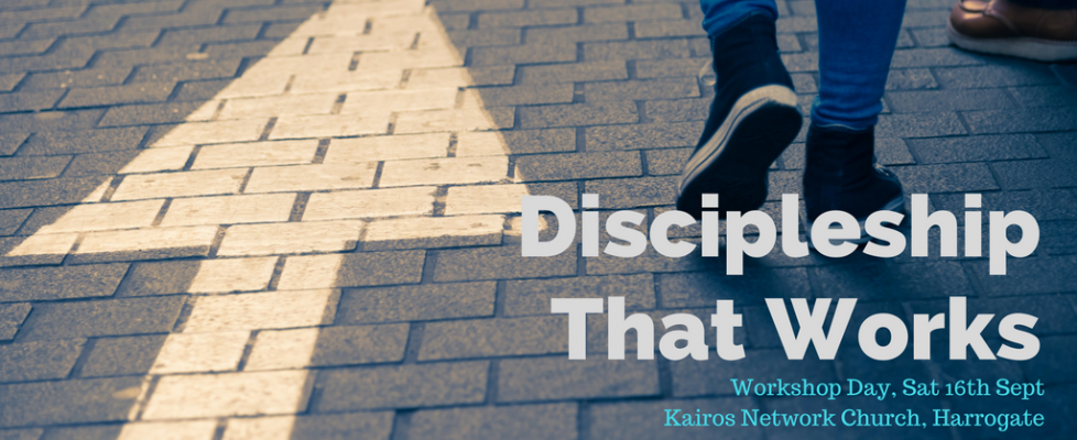 Copy of Discipleship that works