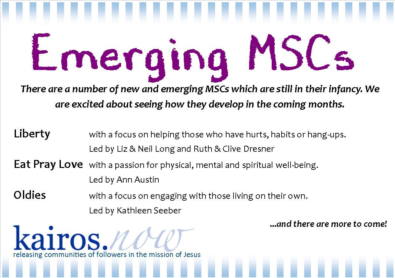 emerging-mscs
